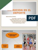 Nutricioneneldeporte-Federacion de Los Rios 2014