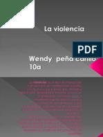 Wendy Peña