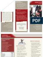 robotics career brochure 1