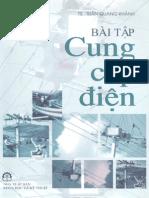 Bài Tập Cung Cấp Điện - Trần Quang Khánh