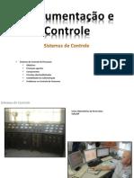 ICT211 Teoria Aula04 2014 1 Intro Controle