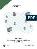 IMS 1000 Manual