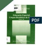 Ferreira, 1997. Introdução a Gramatica Da Libras Voliii