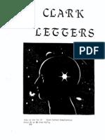 The Richard LeFors Clark Letters