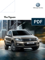 VW Tiguan 1.4 Brochure