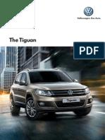 VW Tiguan 1.4 Brochure