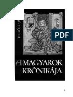 Thuróczy János - A Magyarok Krónikája