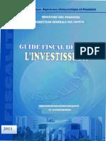 Investisseur 2011(Site DGI)
