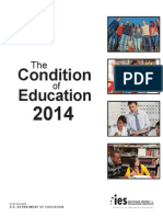 The Condition of Education 2014