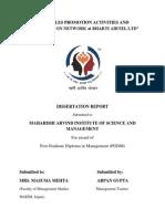 Project Report Arpan Guta