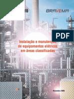 BRAVEMA - Treinamento - Instalação e Manutenção de Equipamentos Elétricos Em Áreas Classificadas
