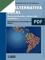 La_alternativa_local- Descentralización y Desarrollo Económico