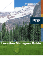 British Columbia Film & TV Location Managers Guide