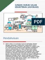 Perlindungan Hukum Kedokteran