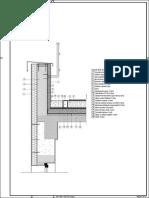 Detaliu atic+terasa verde