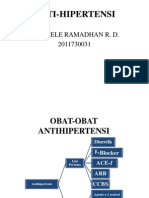 OBAT-OBAT ANTIHIPERTENSI