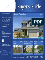 Coldwell Banker Olympia Real Estate Buyers Guide May 31st 2014
