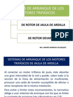 Sistemas de Arranque de Motores Trifásicos.