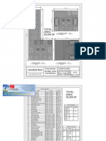 commercial project sheets