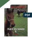 Wass Albert - Kard És Kasza II