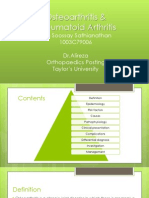 Osteoarthritis (1)