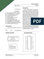 SG6105 Datasheet, Pinout ,Application Circuits Power Supply Supervisor Regulator Pwm