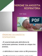 Aula 11 Síndrome Da Angústia Respiratória (Doença Da Membrana