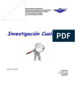 Investigacion Cualitativa