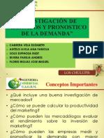 Capitulo 4 Investigacion de Mercados