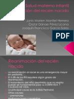 Salud Materno Infantil Nom 007