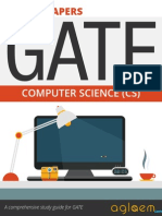 GATE Solved Question Papers for Computer Science and Information Technology [CS] by AglaSem.Com