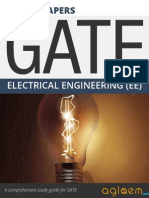 GATE Solved Question Papers for Electrical Engineering [EE] by AglaSem.Com