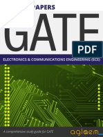 GATE Solved Question Papers for Electronic Engineering [EC] by AglaSem.Com
