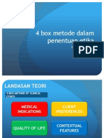 4 Box Metode 2012