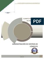 Modulo de Administracion de Centros de Computo