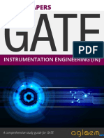 GATE Solved Question Papers for Instrumentation [In] by AglaSem.Com