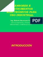 Sensores e Instrumentos Electrónicos Para Uso Industrial