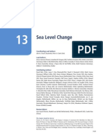 Expanding Antarctic Ice Sheets - Sea Level Decline