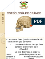 Osteología de Cráneo y Cara