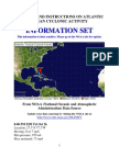 Taskings and Instructions on Atlantic Ocean Cyclonic Activity