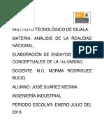Jose Suarez Medina n.l 56