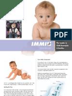 2013 IMMI Child Brochure