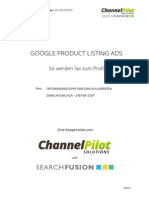 Searchfusion Channelpilot Whitepaper Google Product Listing Ads