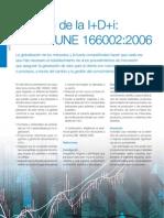 Gestion de La Innovacion.norma UNE 166002.2008
