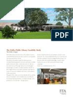 the dalles public library feasibility study ffa