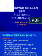 Ceramah AddMath   SMK Dengkil.ppt