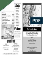 FBC Newsletter 06 2014