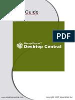 Desktop Central User Guide