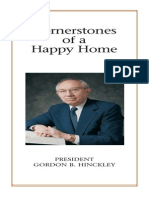 Cornerstone of a Happy Home