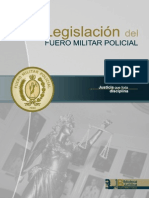 Legis_Fuero Militar Del Peru